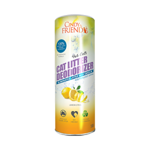 Cat Litter Deodoriser (Lemon Citrus Flavour)