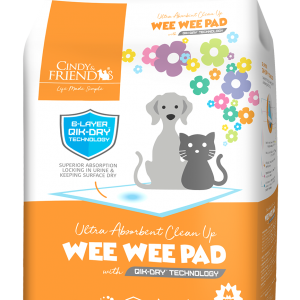 Cindy & Friends Wee Wee Pad (M Size)