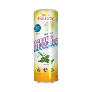 Cat Litter Deodoriser (Green Tea Flavour)