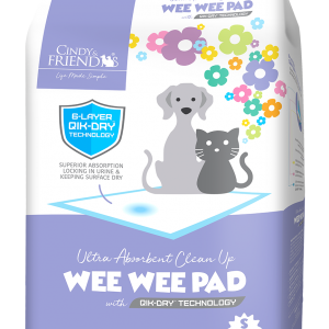 Cindy & Friends Wee Wee Pad (S Size)