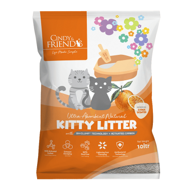 C&F Kitty Litter_Citrus_S