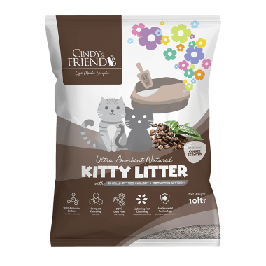 C&F Kitty Litter_Coffee_S