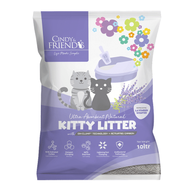 C&F Kitty Litter_Lavender_S