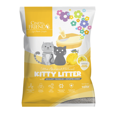 C&F Kitty Litter_Lemon_S