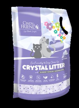CNF Crystal Litter_Lavender
