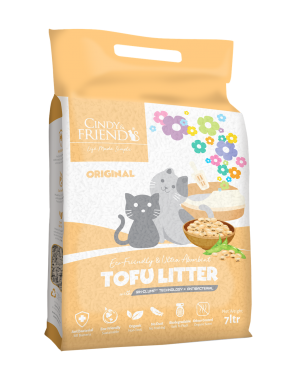 Cindy _ Friends Tofu Litter_Original